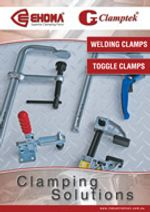 Ehoma & Clamptek Clamp Catalogue 2011
