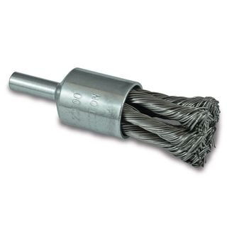 TWIST KNOT WIRE END BRUSHES