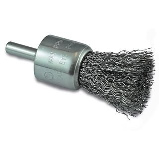 CRIMP WIRE END BRUSHES