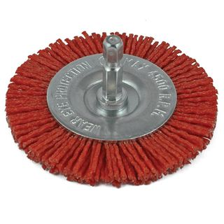 NYLON WHEEL BRUSHES