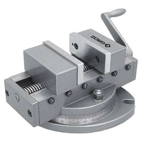 SUPER PRECISION SWIVEL SELF CENTERING MACHINE VICE