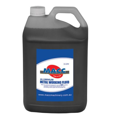 MACC SEMI-SYNTHETIC ALUMINIUM CUTTING FLUID