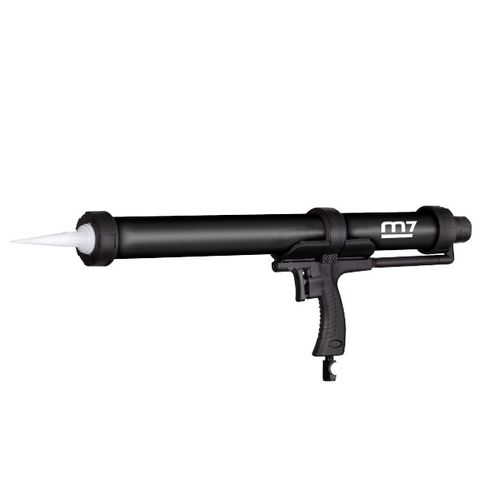 M7 AIR SAUSAGE GUN, TELESCOPIC PLUNGER STYLE, 600ML