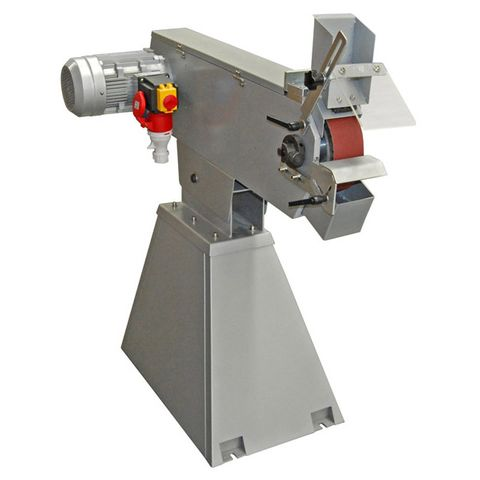 TRADEMASTER BELT GRINDER, 2.2KW, 415V 3PH, 75 X 2000MM