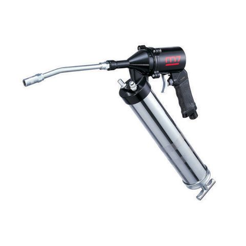 M7 AIR GREASE GUN, CONTINUOUS STYLE, SUIT 450G CARTRIDGE OR 500CC CAPACITY