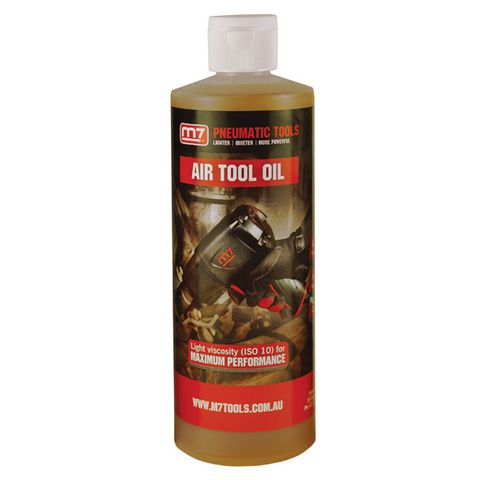 M7 AIR TOOL OIL 500ML