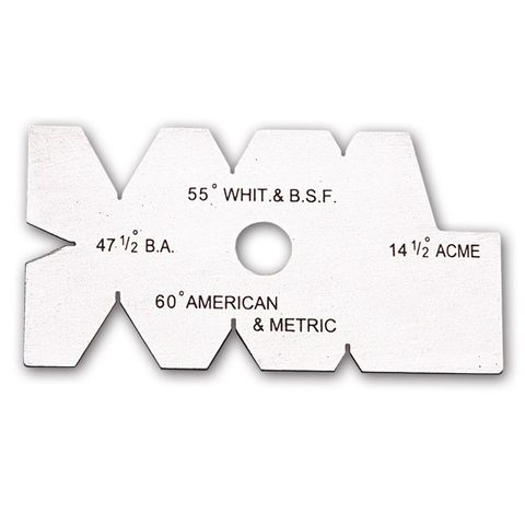SCG/4714 GROZ SCREW CUTTING GAUGE