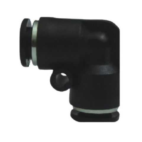 PUSH FIT FITTING, UNION ELBOW