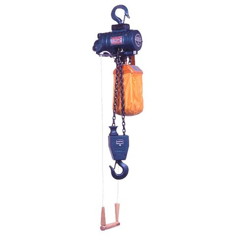 NPK 1000KG AIR HOIST C/W 3M LIFT PULL CORD