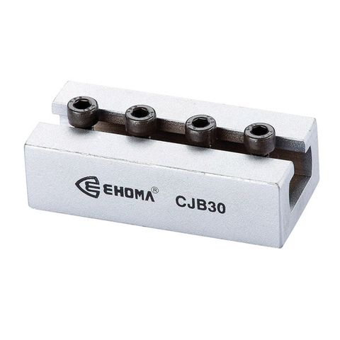 EHOMA CONNECTING JOINT BLOCK, SUIT 30MM X 15MM RAIL SIZE