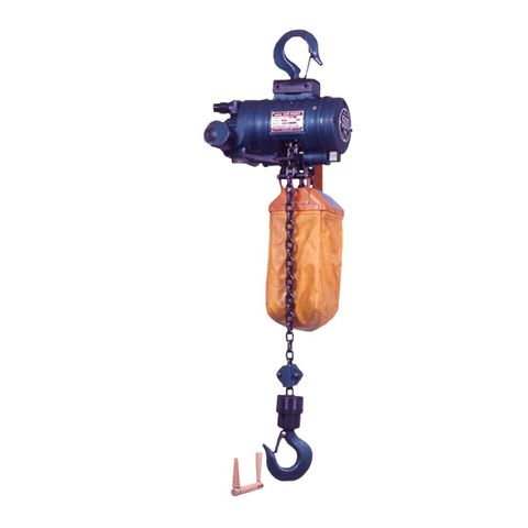 NPK 500KG AIR HOIST C/W 3M LIFT PULL CORD