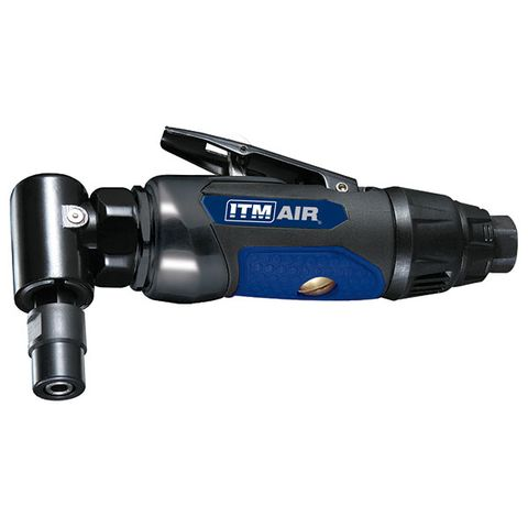 "ITM DIE GRINDER, 1/4"" COLLET, ANGLE HEAD, 20,000 RPM"