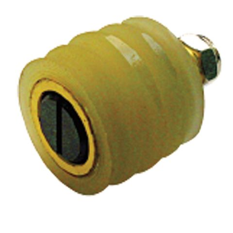 M7 RUBBER FRONT PULLEY TO SUIT QB322 BELT SANDER
