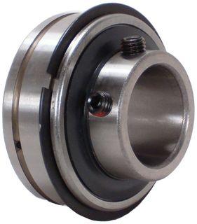 SER / UR / FSB / UCS (Grub Screw - Flat OD - With Snap Ring)