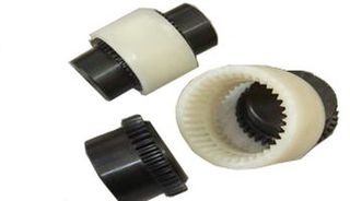 Coupling - Curved Tooth Gear (RGF)