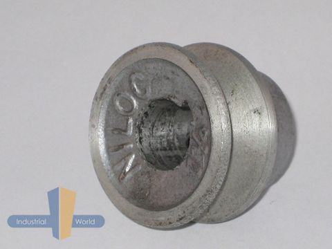 ALUMINIUM PULLEY 1-1/4 inch (31.75mm) - 1 row