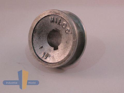 ALUMINIUM PULLEY 1-3/4 inch (44.45mm) - 1 row