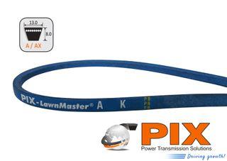 Vee Belt Lawnmaster PIX A114 Kevlar Cord Dry Cover