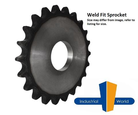 1/2 INCH - 08B1, 40, 40H - 12 TOOTH BIFIT SPROCKET