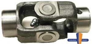 YOKE ASSY - Uni Joint - 1 inch bore 1/4 Keyway