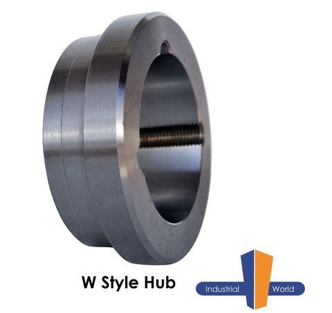 WELD ON HUB 222.25mm bose, 254mm flange