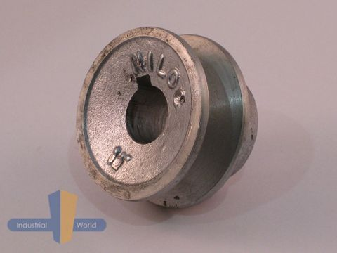 ALUMINIUM PULLEY 1-1/2 inch (38.10mm) - 1 row