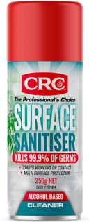 CRC SURFACE SANITISER SPRAY