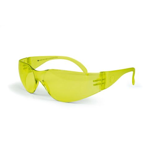 Frontier safety spectacle - Vision X - Amber  lens