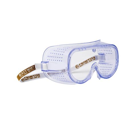 Frontier Safety Goggles - Clear