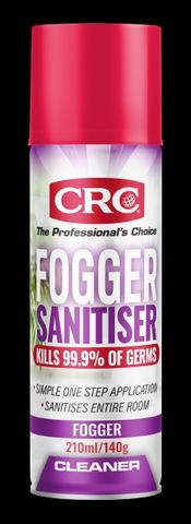 CRC Fogger Sanitiser - Just activate and leave