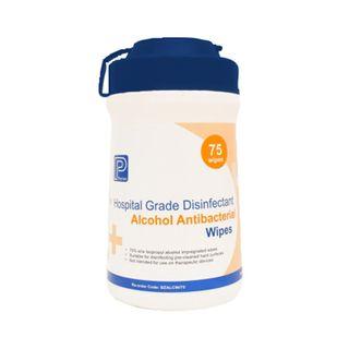 Alcohol Antibacterial Wipes 14cm x 42cm