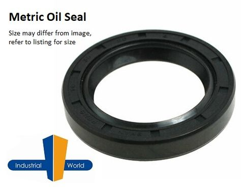 METRIC OIL SEAL