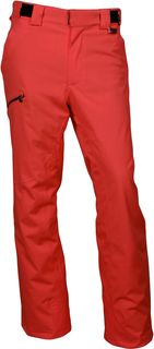 KARBON SILVER MENS PANT (TRIM) - RED