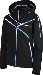 KARBON RUBY WOMENS JACKET - BLACK - 6