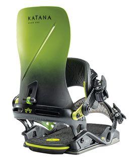 ROME 20 KATANA SNOWBOARD BINDING - ACID - L/XL