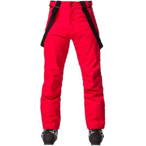 ROSSIGNOL SKI MENS PANT - RED - XL