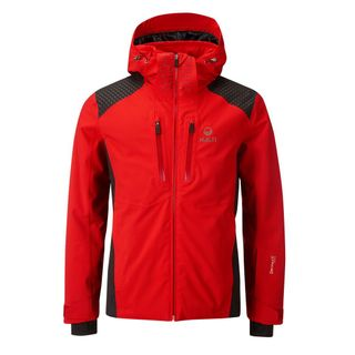 HALTI SAARUA MENS JACKET - LAVA RED - M