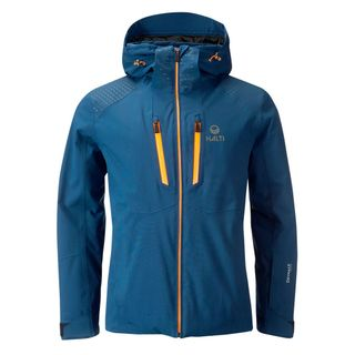 HALTI SAARUA MENS JACKET - BLUE OPAL - 2XL