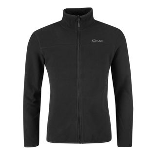 HALTI ALASKA MENS FLEECE - BLACK