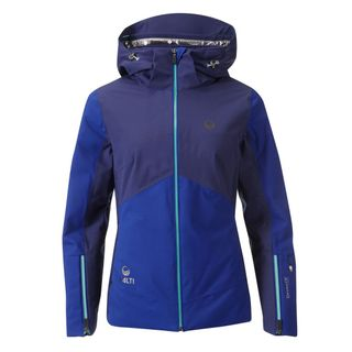 HALTI SAARUA WOMENS JACKET - WEB BLUE - 36/8