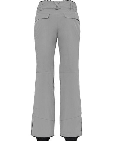 O'NEILL STREAMLINED WOMENS PANT - SILVER MELEE - 6