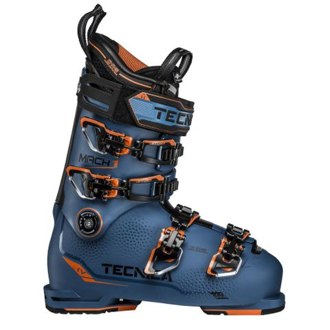 TECNICA MENS BOOT MACH 1 120 HV, DARK BLUE PROCESS, 30.5