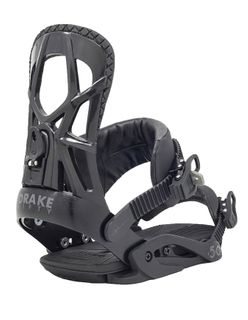 DRAKE 20 FIFTY SNOWBOARD BINDING - BLACK - L