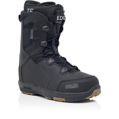 NORTHWAVE 20 EDGE MENS SNOWBOARD BOOT - BLACK - 25.5