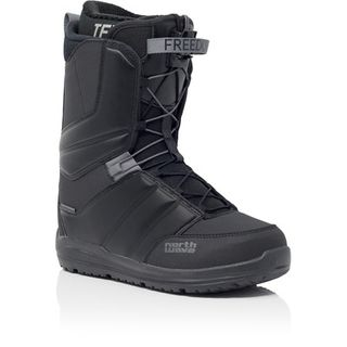 NORTHWAVE 20 FREEDOM MENS SNOWBOARD BOOT - BLACK - 29.5