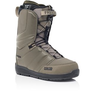 NORTHWAVE 20 FREEDOM MENS SNOWBOARD BOOT - BROWN - 27.5