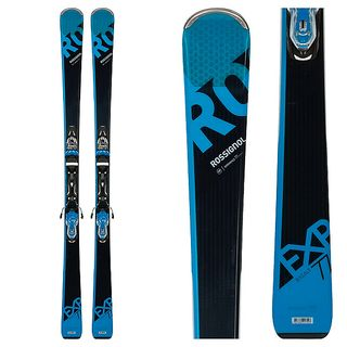 ROSSIGNOL EXPERIENCE 77 CA 2018 MENS SKIS AND BINDINGS
