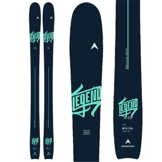 DYNASTAR LEGEND W88 2020 WOMENS SKI WITH XP10 SYSTEM BINDING - 159