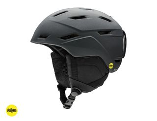 SMITH MIRAGE WOMENS HELMET, MIPS, MATTE BLACK PEARL, S