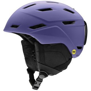 SMITH MIRAGE WOMENS HELMET, MIPS, MATTE VIOLET, M